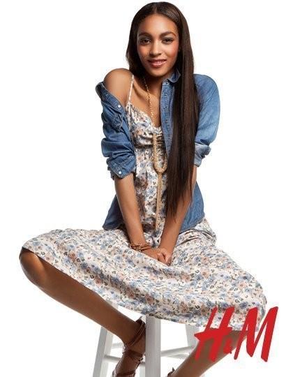 Изображение 4. H&M Romantic Preppy Spring 2011 Campaign.. Изображение № 4.