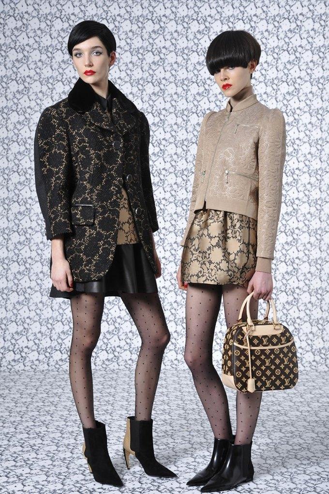 Versace, Louis Vuitton и Robert Rodriguez показали предосенние коллекции. Изображение № 7.