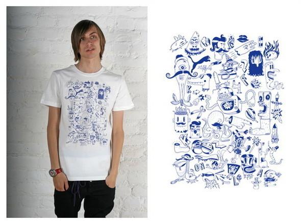 Новые дизайнеры Dezigner T-store. Изображение № 80.