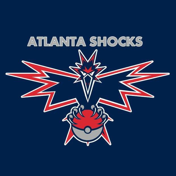 Дизайнер добавил покемонов в эмблемы команд NBA. Изображение № 32.