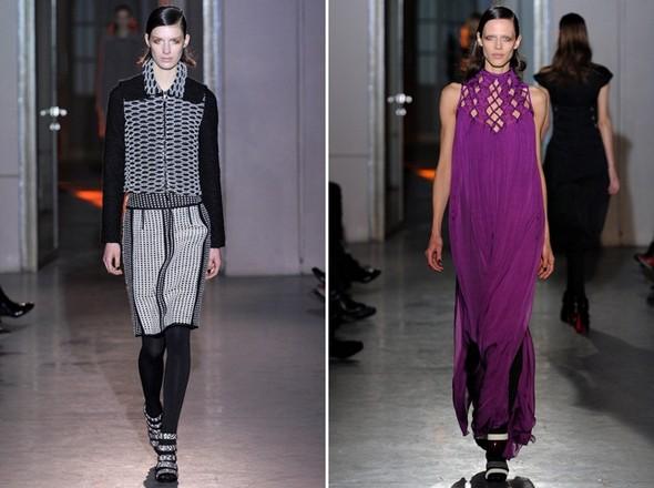 Показы Paris Fashion Week FW 2012: День 2. Изображение № 2.