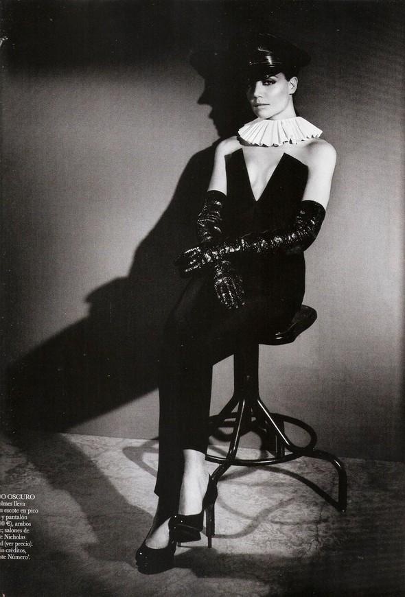 Съёмка: Кэти Холмс для Vogue. Изображение № 2.