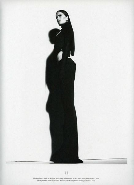 Съемка Acne Paper, весна-лето 2010, фотограф Мигель Реверьего. Изображение № 24.