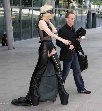 Певица Леди Гага. Изображение № 9.