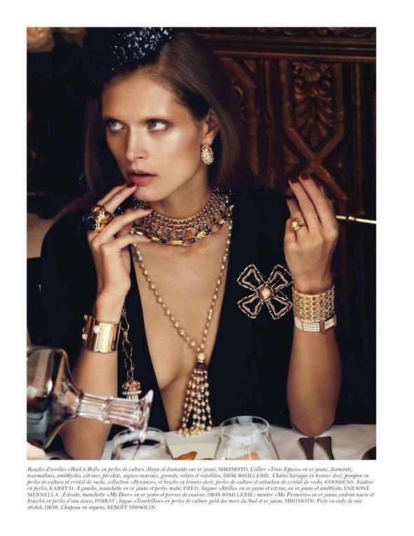 Съемки: Numero, Vogue, W и другие. Изображение № 61.