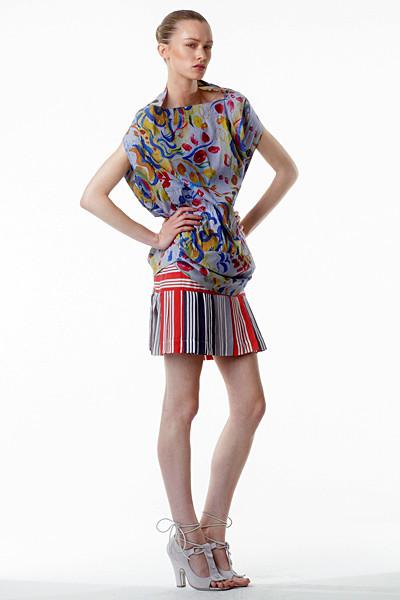 Лукбук: Vivienne Westwood Anglomania SS 2012. Изображение № 22.