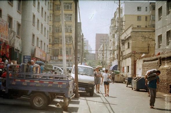 Автостопом до Китая. Изображение № 22.