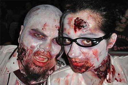 Zombie Walk. Изображение № 7.