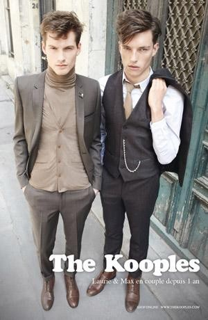 Кампания: The Kooples FW2011. Изображение № 6.