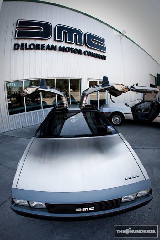 DeLorean. Автомобиль-легенда. Часть 1. Изображение № 9.