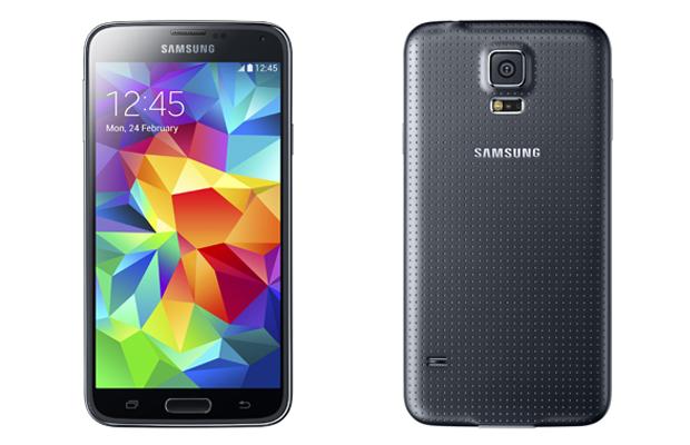 Samsung представила новый смартфон Galaxy S5. Изображение № 1.