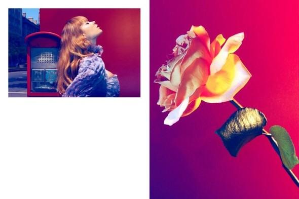 Съемка: Даутцен Крез для немецкого Vogue. Изображение № 2.