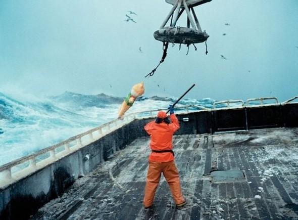 Кори Арнольд - фотограф и профессиональный рыбак.. Изображение № 2.