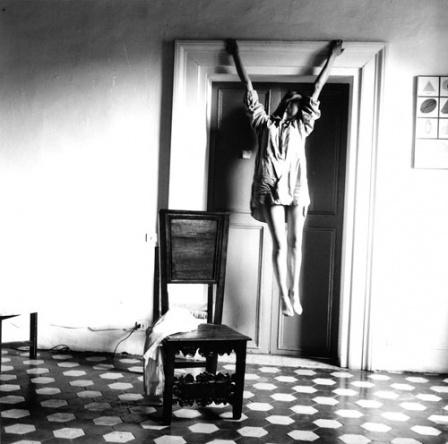 Автопортрет Франчески Вудман. Изображение № 4.