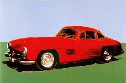 Автомобиль как искусство. Энди Уорхол. Изображение № 5.