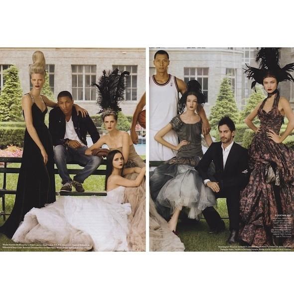 5 новых съемок: Purple Fashion, Vogue и W. Изображение № 25.