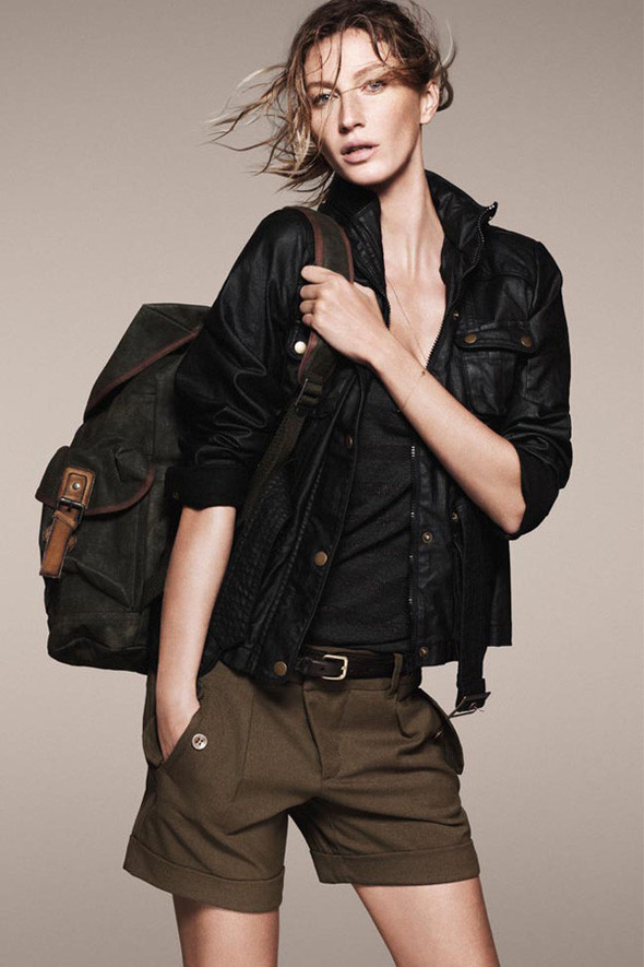 Кампания: Жизель Бундхен для Esprit. Изображение № 2.