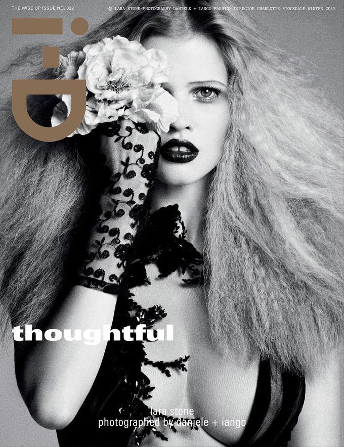 Вышли новые обложки i-D, Vogue, NY Times и других журналов. Изображение № 11.