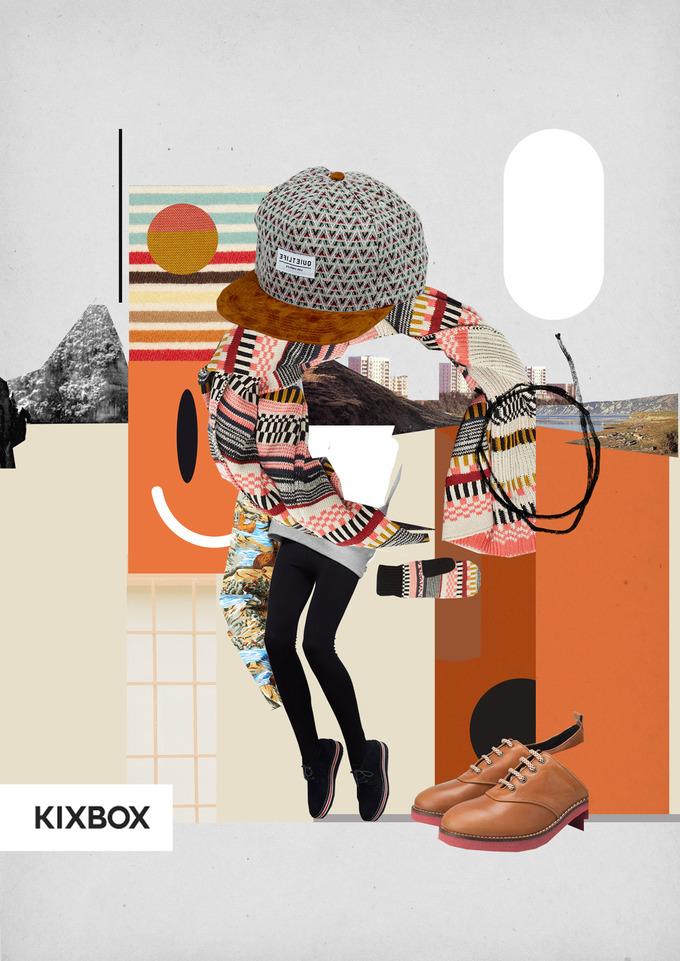 Алексей Лука создал арт-проект для Kixbox. Изображение № 2.