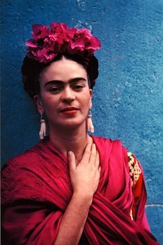 В Мексике впервые покажут гардероб Фриды Кало. Изображение № 1.