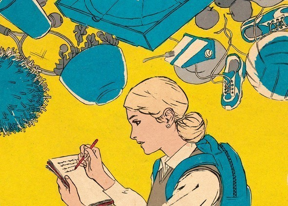 Изображение 22. Иллюстратор: Патрик Леджер.. Изображение № 13.