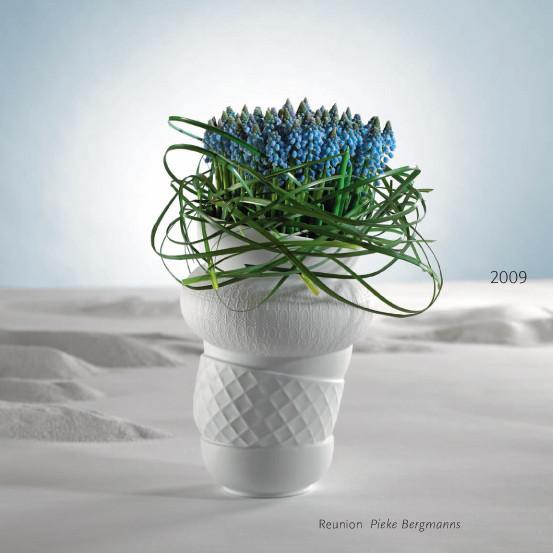 Ваза Reunion 24 см, 2009, Pieke Bergmanns. Изображение № 51.