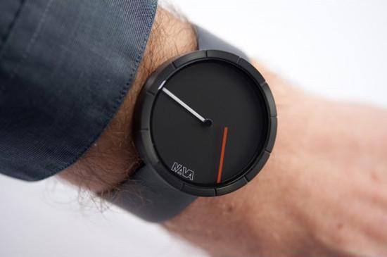 Часы Tempo Libero от Nava Design. Изображение № 1.