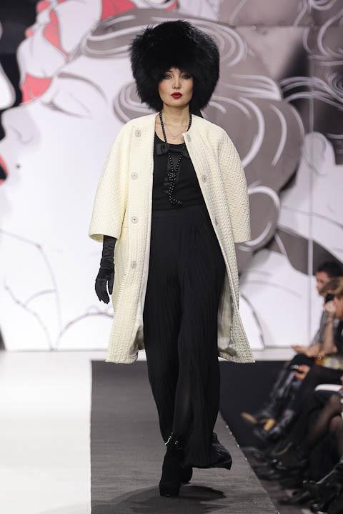"""Коллекция """"La Femme Magnifique"""" Модного Дома Игоря Гуляева. Изображение № 39."""