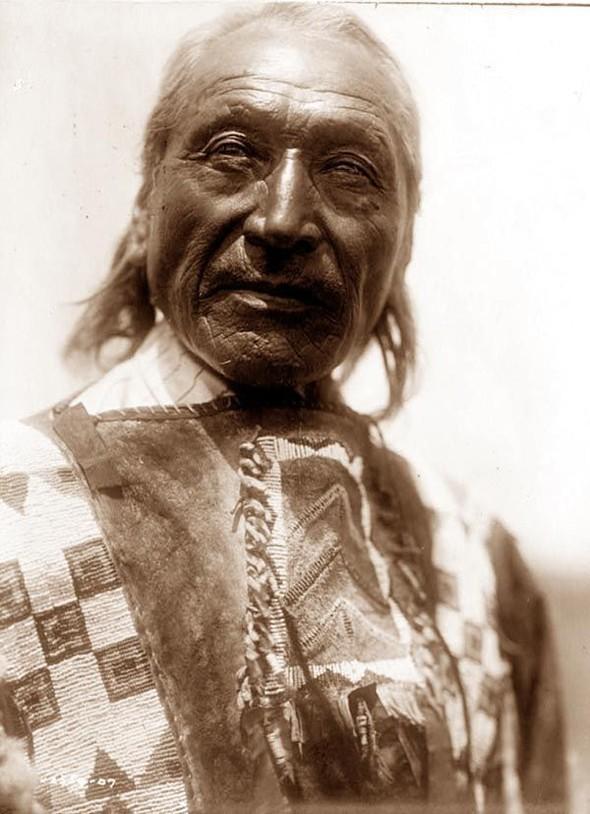 Американские индейцы. Изображение № 22.