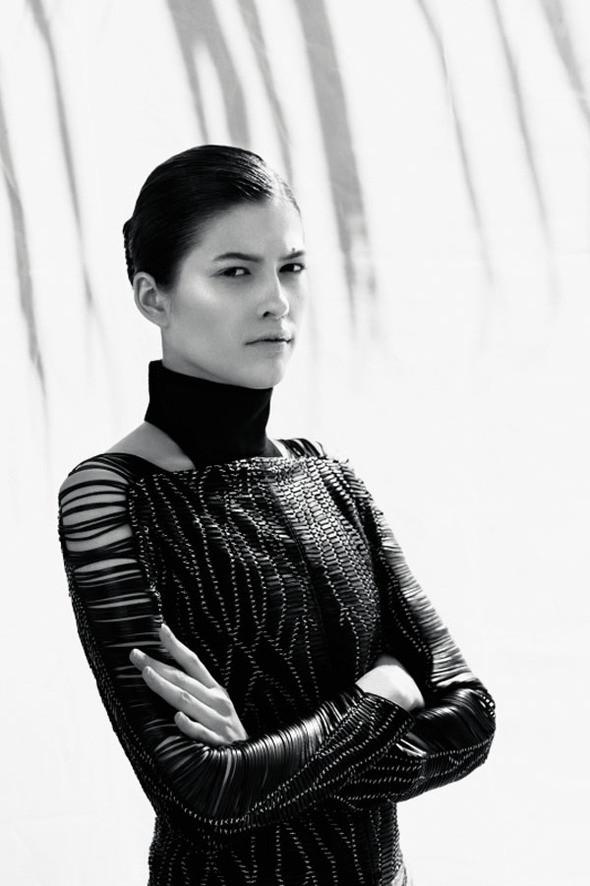 Изображение 19. Съёмки: Harper's Bazaar, Vogue, W и другие.. Изображение № 18.
