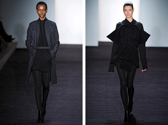 Изображение 12. Показы на неделе моды в Нью-Йорке: мнения.. Изображение № 15.