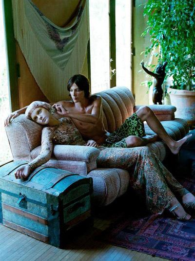 Vogue Italia September 2003. Изображение № 9.