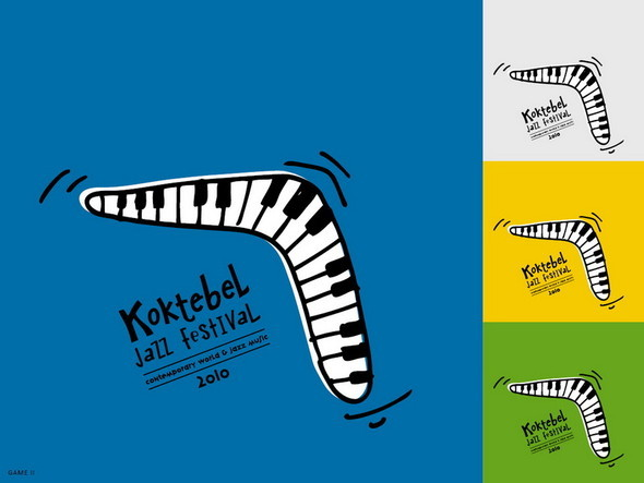 Koktebel Jazz Fest & Sekta: Festival Graphic Contest. Изображение № 76.