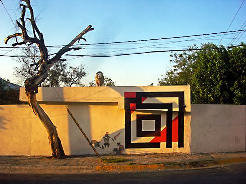 Абстрактное граффити: Стрит-художники об улицах, публике, опасности и свободе. Изображение № 39.