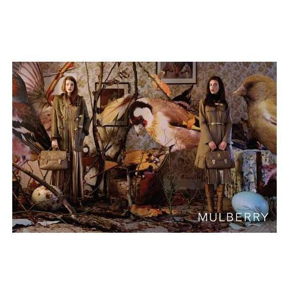 Изображение 8. Рекламная кампания и видео новой коллекции Mulberry.. Изображение № 8.