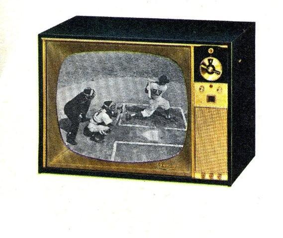 Телевизоры 1960х годов. Изображение № 14.