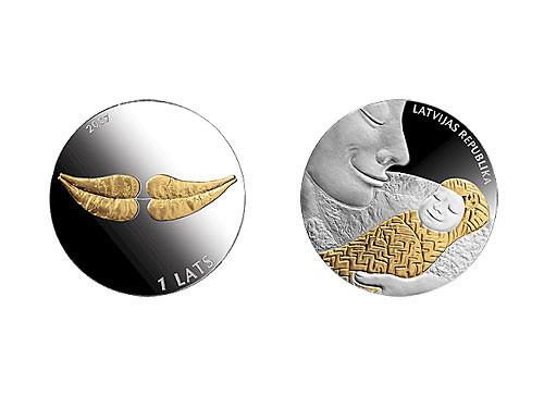 Самые красивые,необычные монеты мира. Изображение № 2.