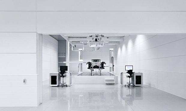 Технологический центр McLaren. Изображение № 18.