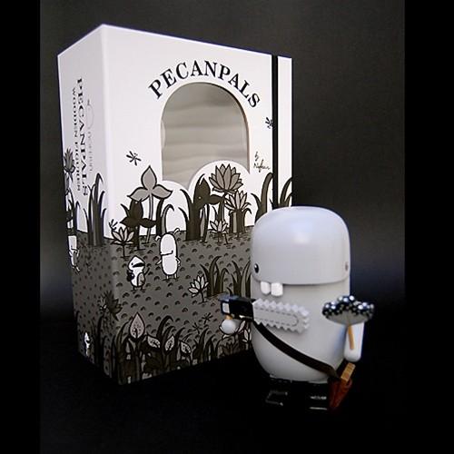 Моно серия Pecanpals. Изображение № 10.