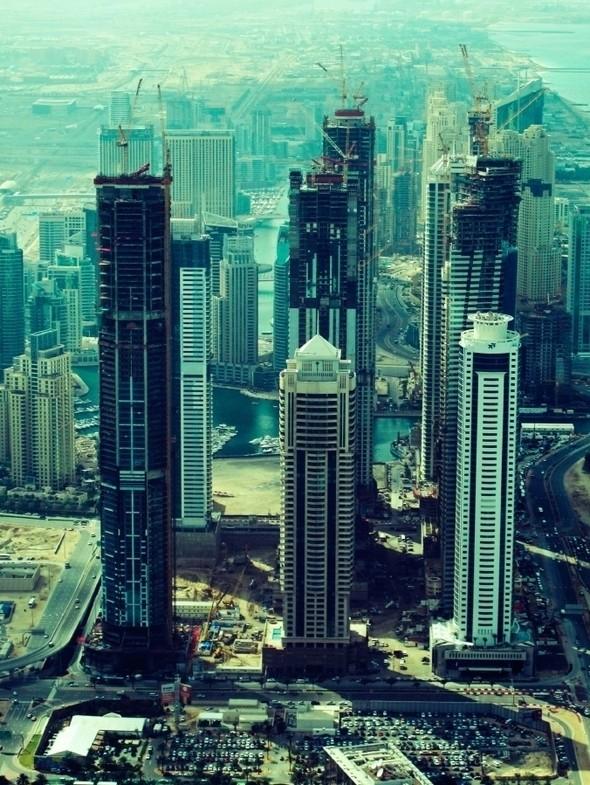 Изображение 6. Dubai: приверженец масштаба.. Изображение № 6.