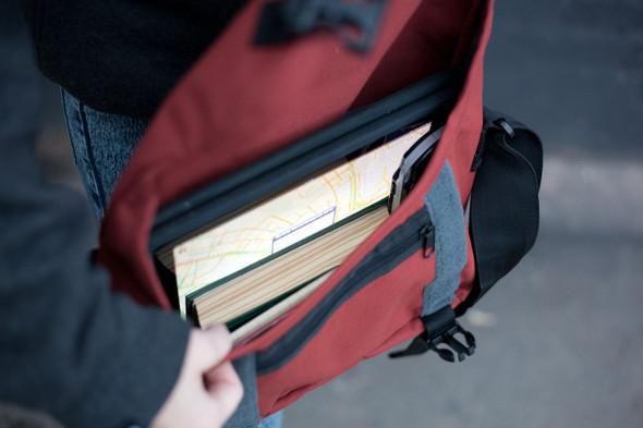 Good Local — детали / сумки и рюкзаки от Гоши Орехова. Изображение № 3.