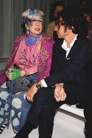 Анна Пьяджи. Модный гардероб. Изображение № 60.