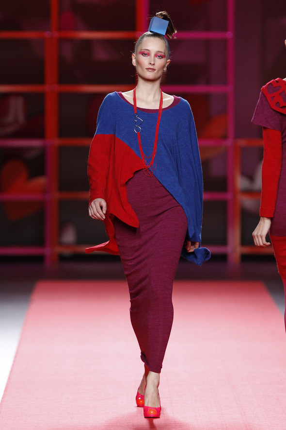 Madrid Fashion Week A/W 2012: Agatha Ruiz de la Prada. Изображение № 15.