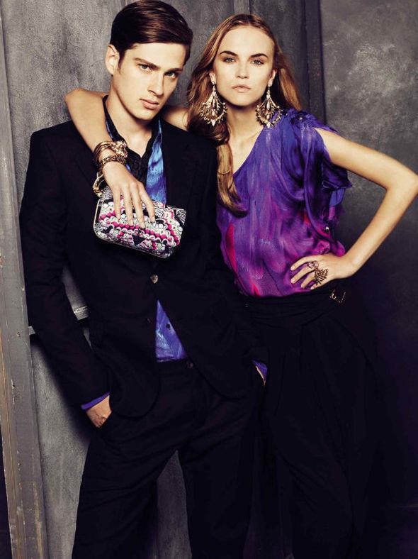 Изображение 16. Roberto Cavalli Lookbook Spring 2011.. Изображение № 16.