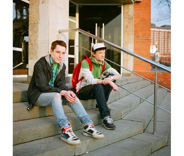 Stoned Boys. Изображение № 1.