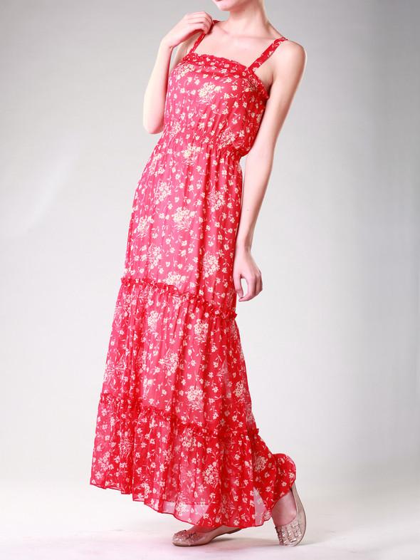 Лукбук YETONADO: летнее настроение и длинные платья. . Изображение № 9.