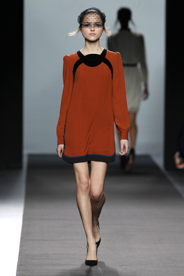 Madrid Fashion Week A/W 2012: Miguel Palacio. Изображение № 12.