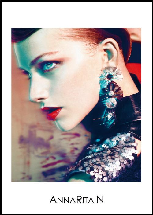 Flash коллекции ANNA RITA N 2011-2012 на theOUTFIT.ru. Изображение № 4.