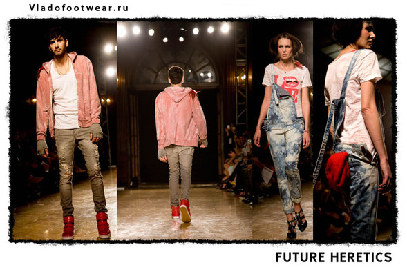 Vladofootwear & Future Heretics Показ 2009. Изображение № 6.