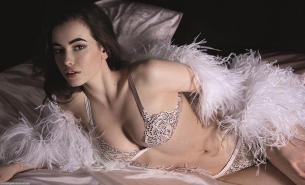 Лукбук осенне-зимней кампании бренда нижнего белья Myla. Изображение № 14.